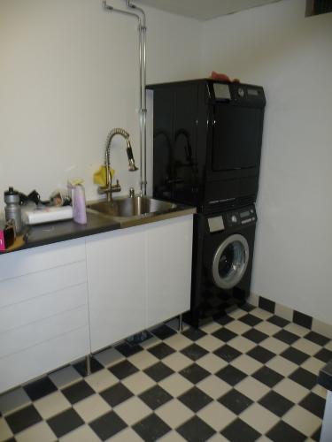 Inredning tvättstuga klinker : Friggas väg 5